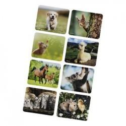 Alfombrilla Animales 16 piezas HAMA