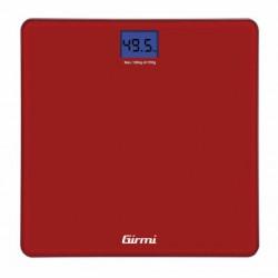 balanza de baño roja GIRMI