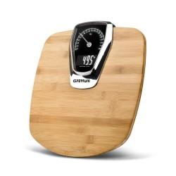 Báscula baño electrónica madera G3FERRARI