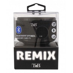 Altavoz Bluetooth 3W Negro TNB