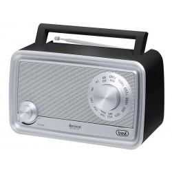 RADIO PORTÁTIL REVIVAL TREVI NEGRA