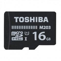 MICRO SD TOSHIBA 16GB M203 UHS-I C10 R100
