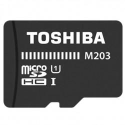 MICRO SD TOSHIBA 32GB UHS-I C10 R100 CON ADAPTADOR