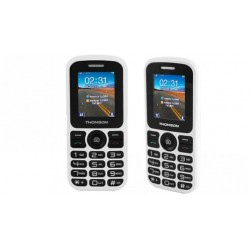 TELEFONO GSM T18 THOMSOM BLANCO