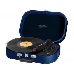 GRABADORA PORTÁTIL MP3 USB BLUETOOTH TREVI BLUE