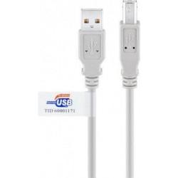 Cable USB 2 0 de alta velocidad 2m WIRBOO