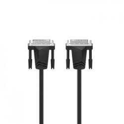 Cable VGA 1080p 3m Negro hama