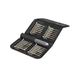 Kit Mini Destornilladores 24 en 1 hama