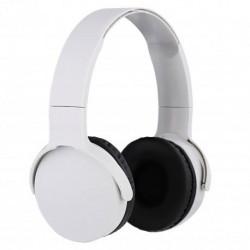 auricular con micro de aro 5 0 Bluetooth plata TNB