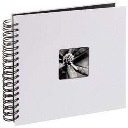 Album Pegar 28x24 50P Fine Art Gris Claro HAMA