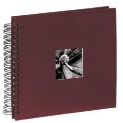 Album Pegar 28x24 50P Fine Art Burdeos HAMA