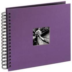 Album Pegar 28x24 50P Fine Art Purpura HAMA