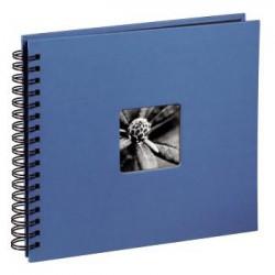 Album Pegar 28x24 50P Fine Art Celeste Páginas Neg