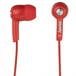 Auriculares In HK2103 Rojo