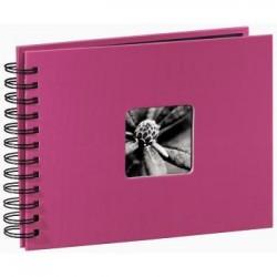 Album Pegar 50 24x17/50 Fine Art Rosa