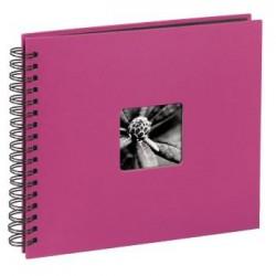Album Pegar 100 28x24/50 Fine Art Rosa