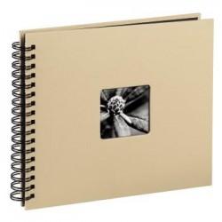 Album Pegar 100 28x24/50 Fine Art Crema HAMA