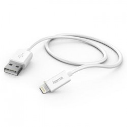 cable sync lightning iphone 1m blanco