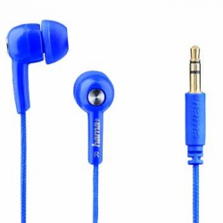 auriculares in 4 azul